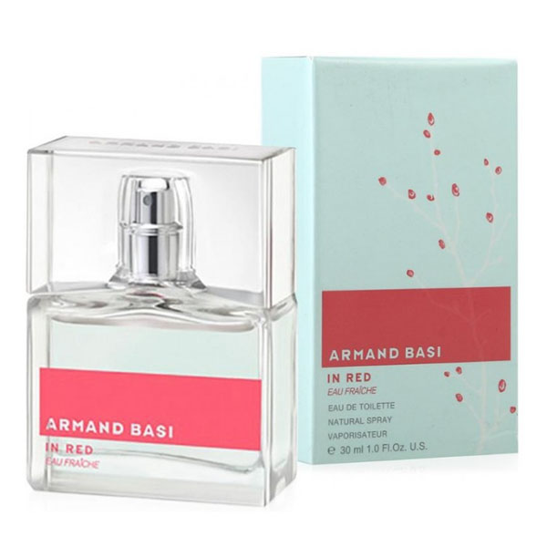 Armand Basi In Red Eau Fraiche